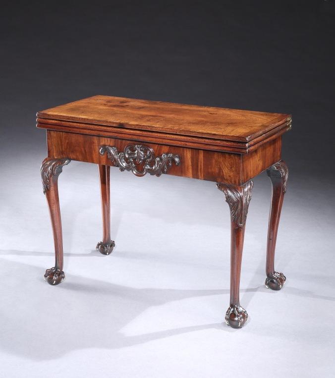 George II Card Table clsoed.jpg