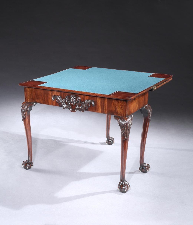 george-ii-card-table
