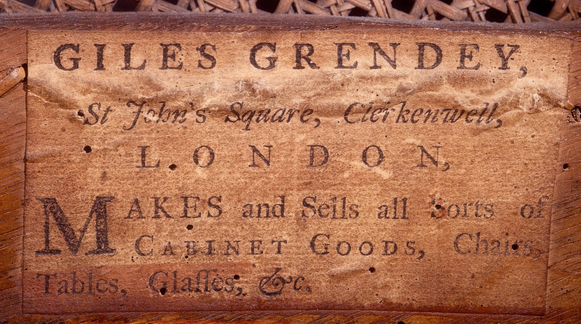 Grendely label