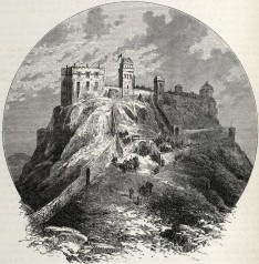 Print of Edinburgh Castle