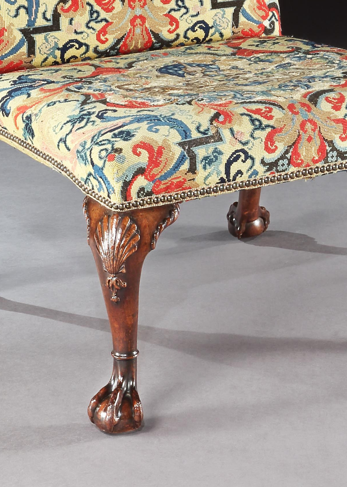 Spotting the shells georgian furniture with a shell motif the