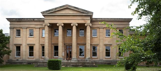 Thirlestaine House Exterior