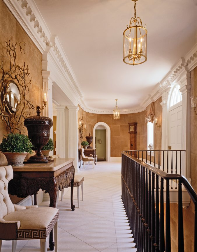 3. Private Residence - Middleburg, Virginia - Interior Design by Thomas Pheasant - photo by Durston Saylor (2) copy
