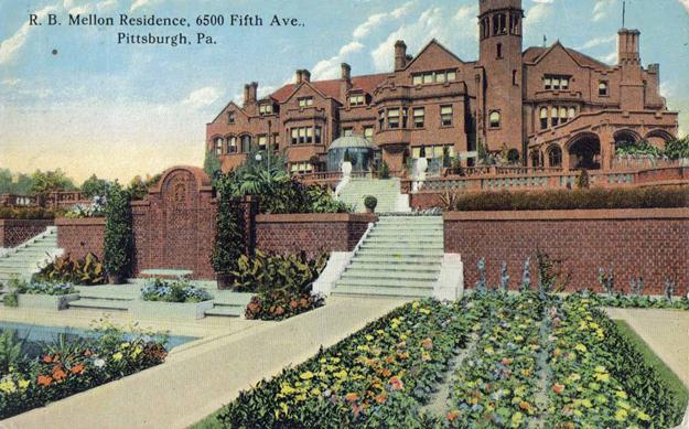 Mellon residence