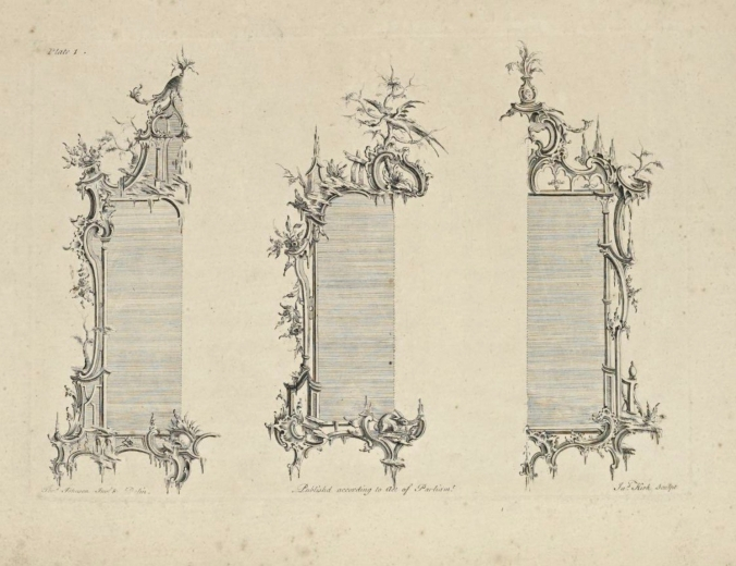 Design published by Thomas Johnson in 1758
