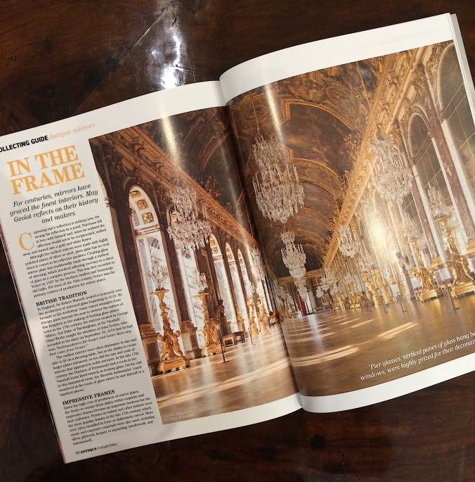 Antique Collector March 2019 Mirrors A