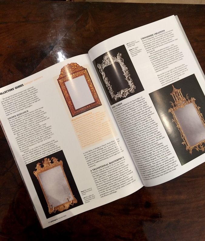 Antique Collector March 2019 Mirrors D